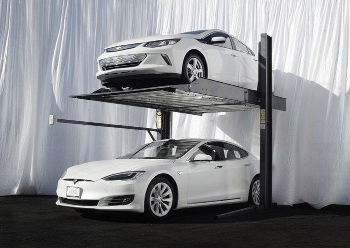 LA Parking Lifts